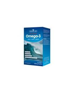 Natures Aid Super Strength Omega 3 - 60s