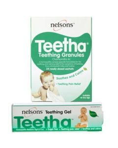 Nelsons Teetha Gel and granules Banded Pack