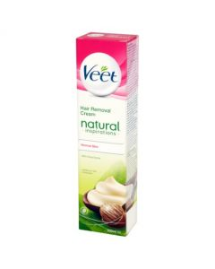 Veet Natural Inspirations Hair Removal Cream (Normal)
