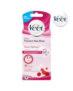 Veet Wax Strips - Face (20)