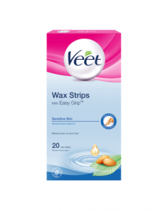 Veet Wax Strips - Normal (20)