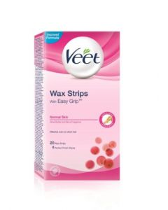 Veet Wax Strips Normal 20s