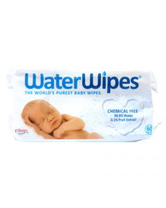 WaterWipes Sensitive Baby Wipes 60P