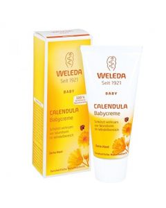Welda Nappy Change Cream