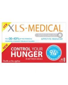 XLS Medical Specialist Appetite Reducer - 60 Capsules
