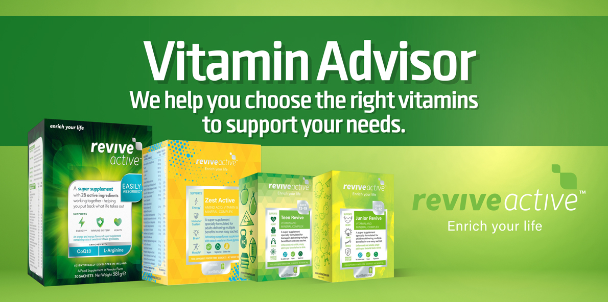 McCabes Pharmacy Vitamin Advisor