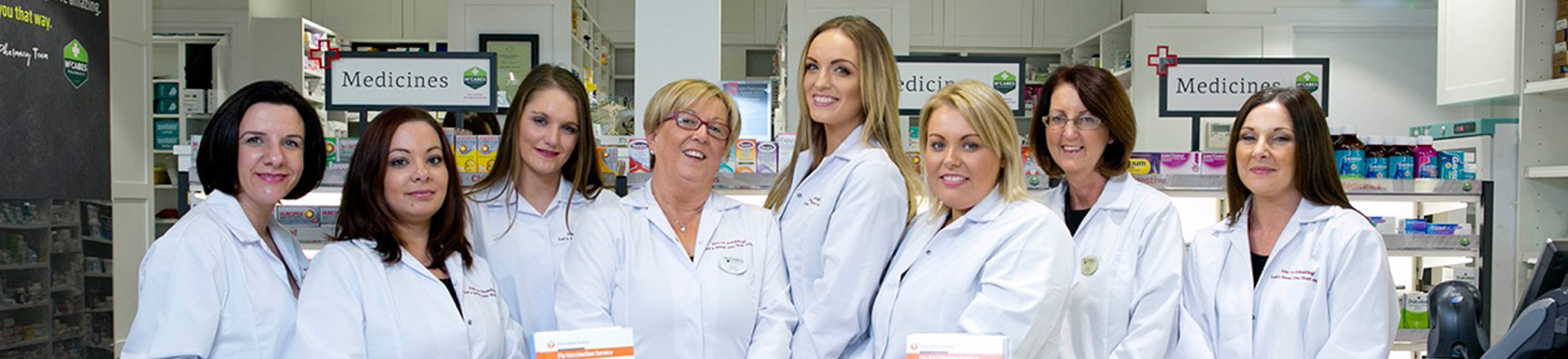 Careers with McCabes Pharmacy