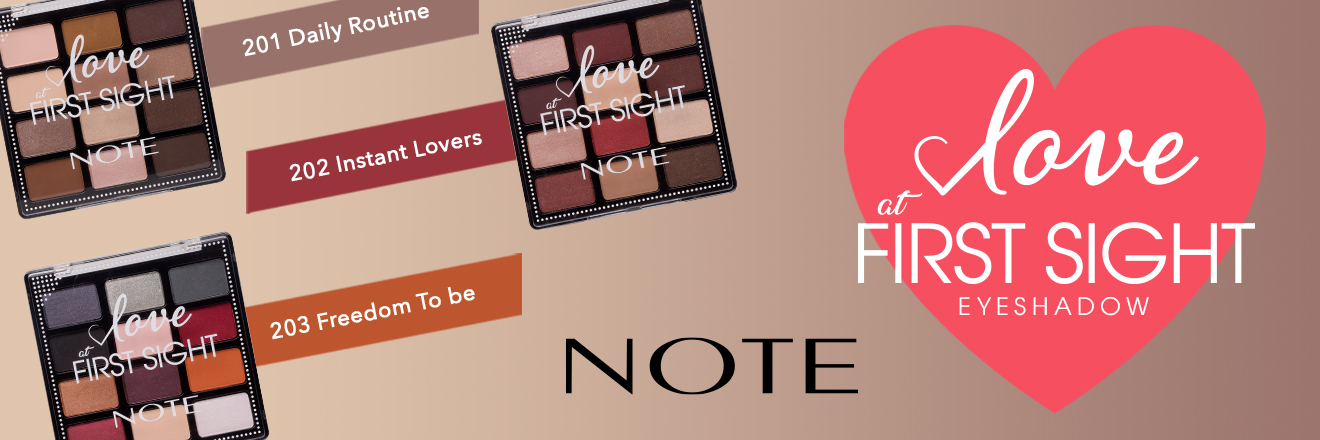 Check out Notes newest beauty arrivals