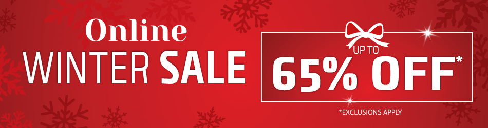 Online Winter Sale Up to 65% Off Select Items
