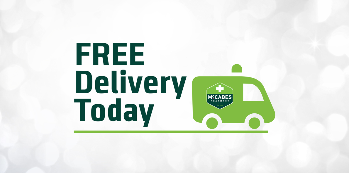 Free Delivery spend over €20