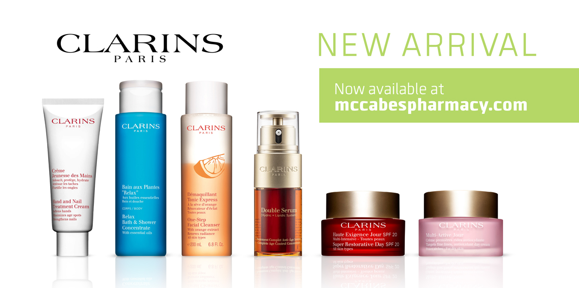 Clarins New Arrival Online