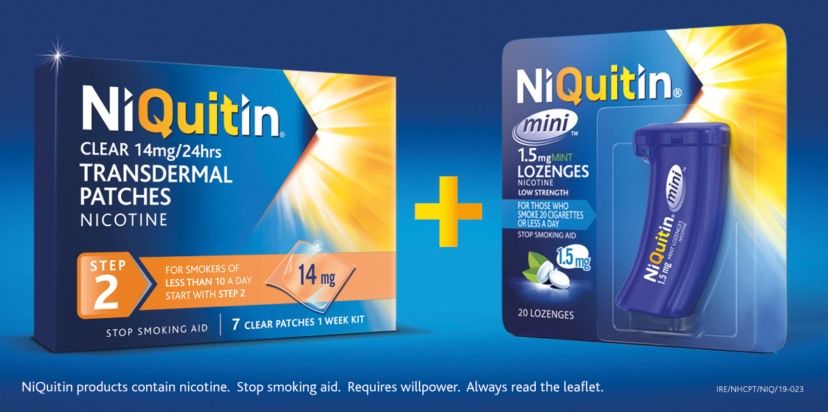 Niquitin Brand Page