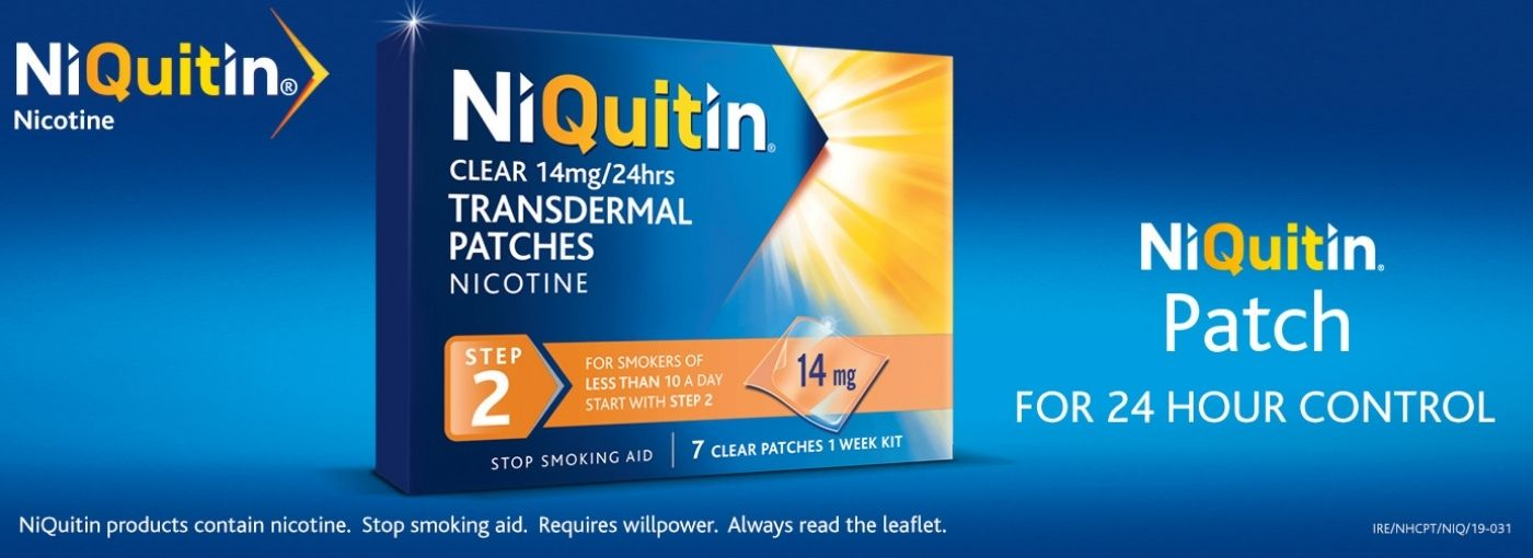 NiQuitin Patchs