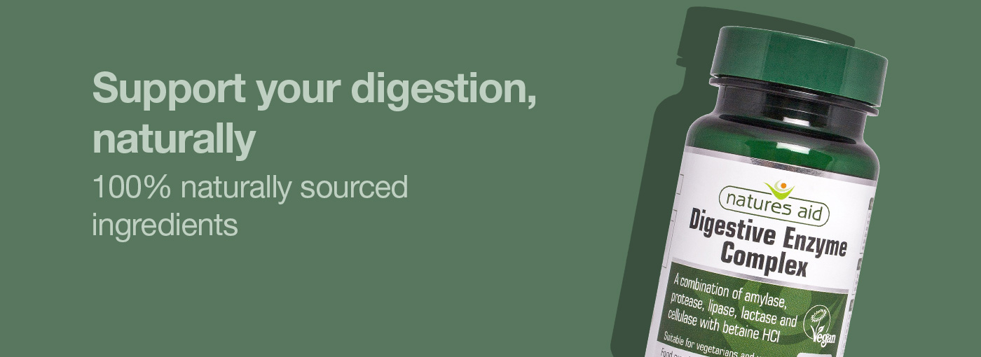 Natures Aid Digestive Health